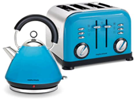 Yellow 4 Slice Toaster Morphy Richards Kettle And Toaster Colour Boutique Currys