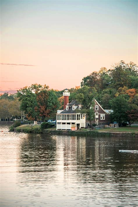 boat house row boathouse row the best spot to see fall in philadelphia