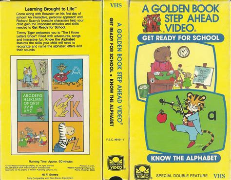 step ahead with rust books vhs your home for high resolution scans of