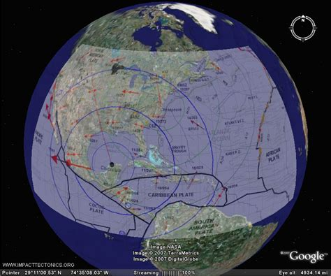 north bend pattern works inc neotectonic setting of the north and central american and