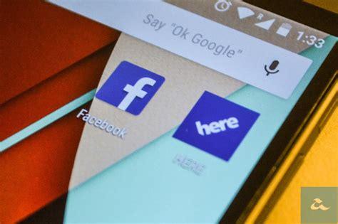 fb untuk nokia facebook dikatakan berminat mendapatkan here maps daripada