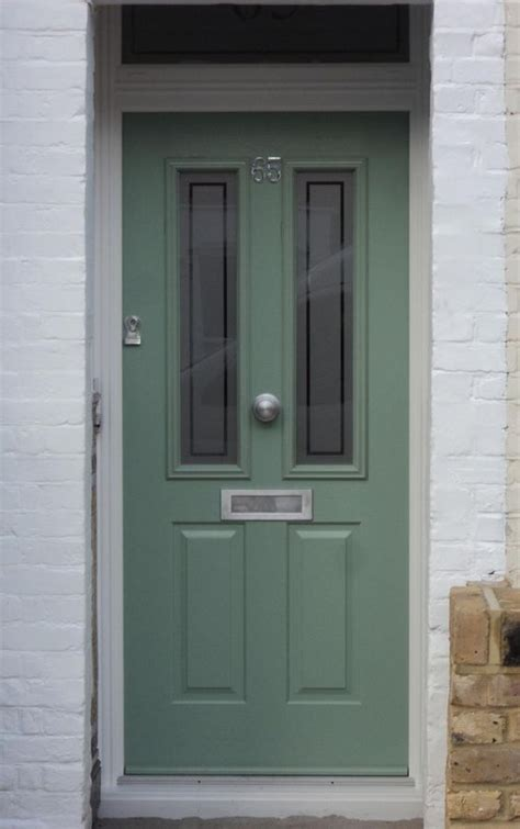 Solidor Front Doors Solidor Ludlow Composite Door But In Grey With Door Knocker For Me Make An Entrance