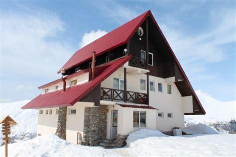 house snow snow house accommodation gudauri