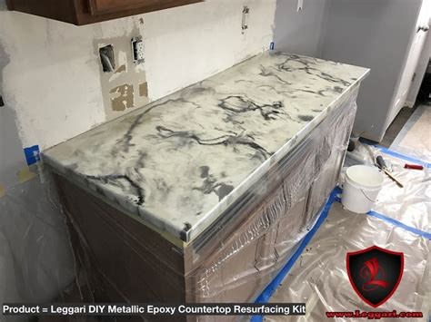 Epoxy Countertops Diy by 320 Best Images About Leggari Products Diy Metallic Epoxy Countertop Resurfacing Kits On