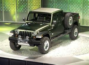 Jeep Gladiator Truck 2015 Jeep Gladiator Truck Price And Release Date Sitescars