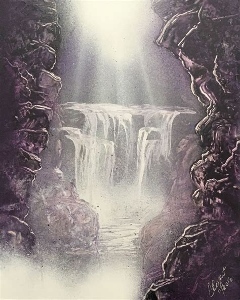 spray paint waterfall 17 best images about my artwork artistic aspirations on