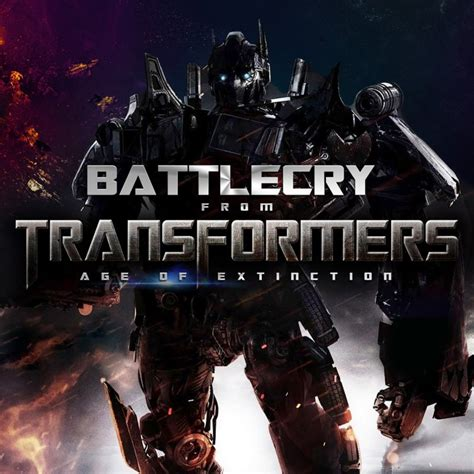 battle cry the band battle cry from quot transformers age of