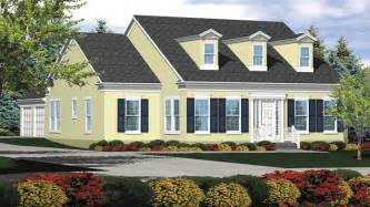 What Is A Cape Cod Style House Cape Cod Home Plans Cape Cod Style Home Designs From