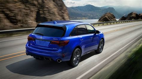 Acura Mdx 2019 Vs 2020 by What S New In The 2019 Acura Mdx Gas And Sport Hybrid Models