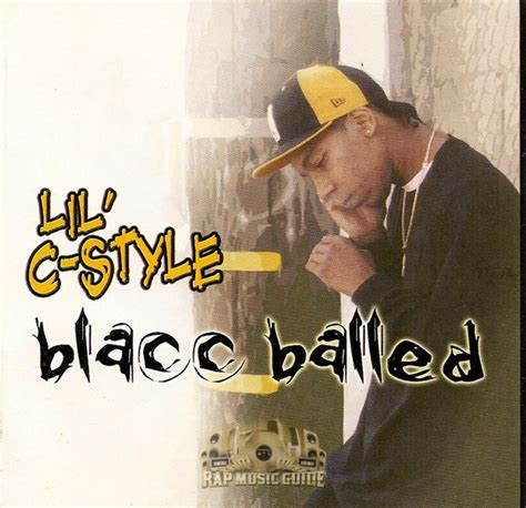 c style blacc balled