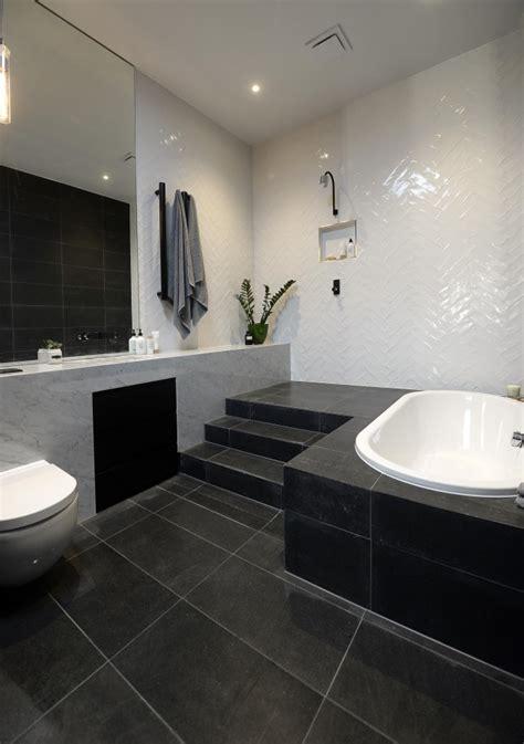 Bathroom With White Tiles - the block glasshouse 2014 bathroom reveal
