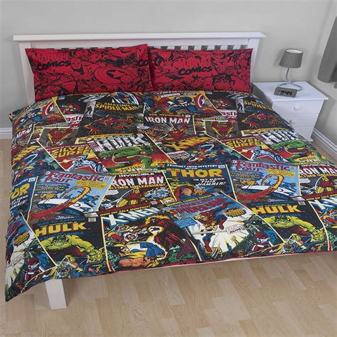 marvel comics bedding avengers bedroom curtains bedding and accessories