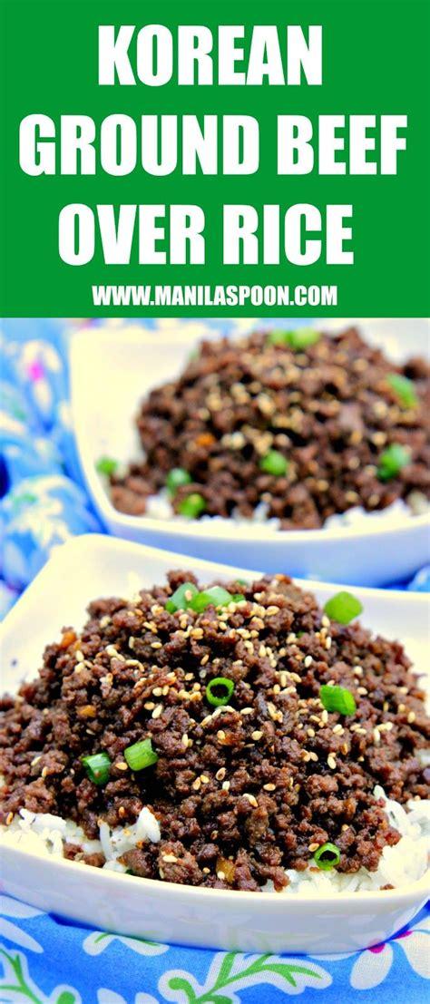 100 ground beef recipes on pinterest ground beef recipes easy recipes with ground beef and