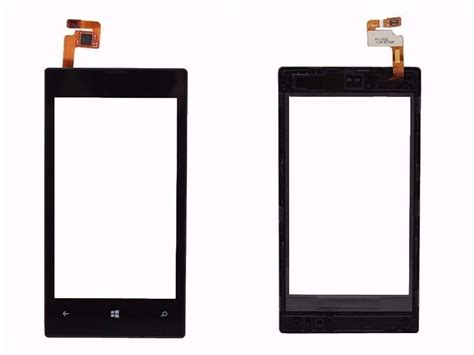 Touchscreen Nokia Lumia N520 Ori tela touch screen nokia lumia n520 520 aro original