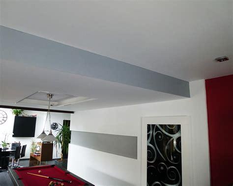 faux plafond cuisine ouverte cheap incroyable modele faux plafond faux plafond placo
