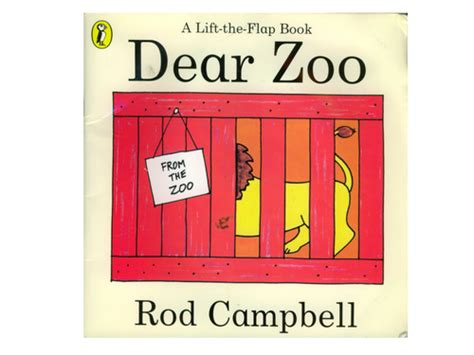 the zoo story themes pdf dear zoo powerpoint by sharon240375 teaching resources tes