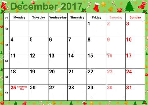printable december 2017 calendar christmas theme december 2017 holidays calendar calendar 2018