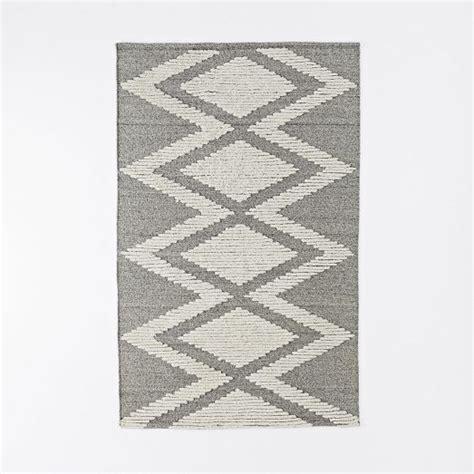 west elm rug finn wool rug west elm 349 design decor pinterest