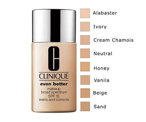 Clinique Even Better clinique even better makeup evensandcorrects 1oz 30ml new