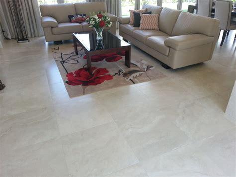 ceramic tile in living room travertino bone porcelain tiles 45 capriana dr karaka traditional living room auckland