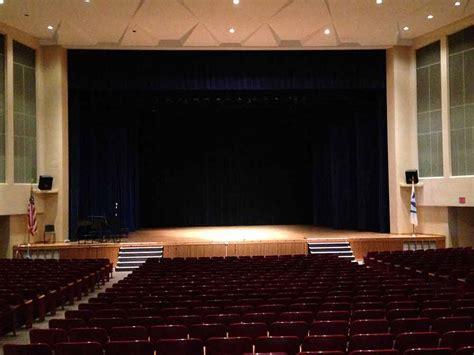 orr auditorium celebrity series community culture