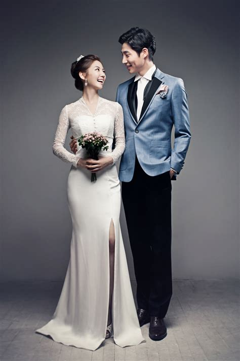 Korea Pre Wedding Photography In Studio Dosan Park