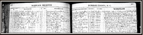 County Nc Marriage Records Top Genealogy Websites Carolina Genealogy Resources For Records