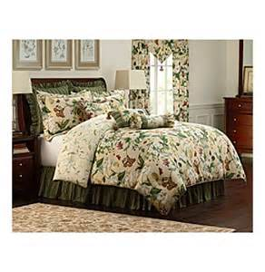 Williamsburg Bedding by Colonial Williamsburg Garden Comforter Bedding Collection