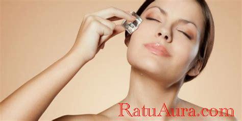 tips ampuh  menghilangkan bruntusan  wajah