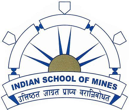 Indian School Of Mines Mba indian school of mines mba part time evening programme