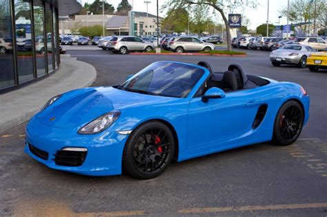 2014 Boxster S by Thinking Of Ordering A 2014 Boxster S 986 Forum For