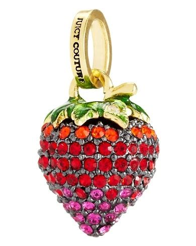 Pav Strawberry Charm P 915 90 best couture j adore images on couture charms pendants and charm