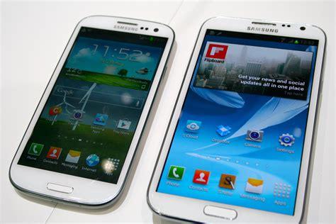 Samsung S3 Note Samsung S3 Vs S4 Vs Note 2 Www Imgkid The Image
