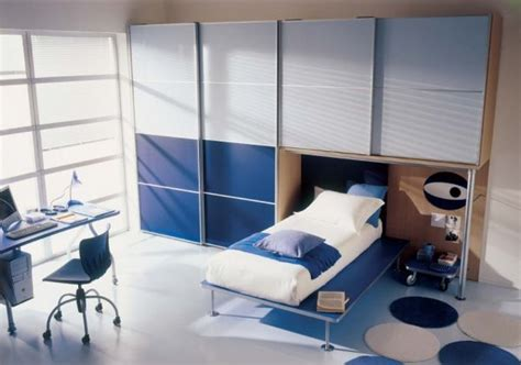 modern blue bedroom 30 cool and contemporary boys bedroom ideas in blue