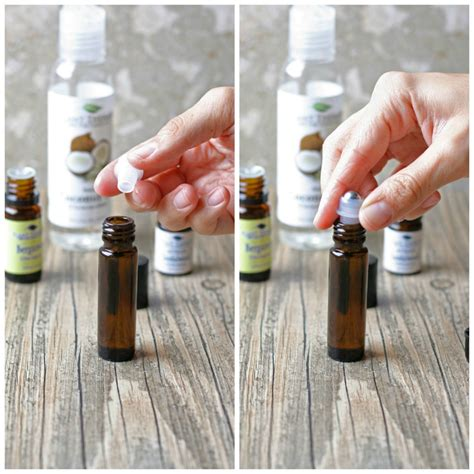 Fragrance L How To Make by Naturally Loriel Diy Essential Roll On Blends An