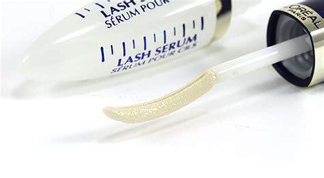 Harga L Oreal Concentrated Lash Boosting Serum l or 233 al concentrated lash boosting serum review swatches
