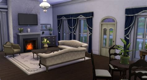Sims 3 4 Bedroom House Design by Download Family Dream House Sims Online