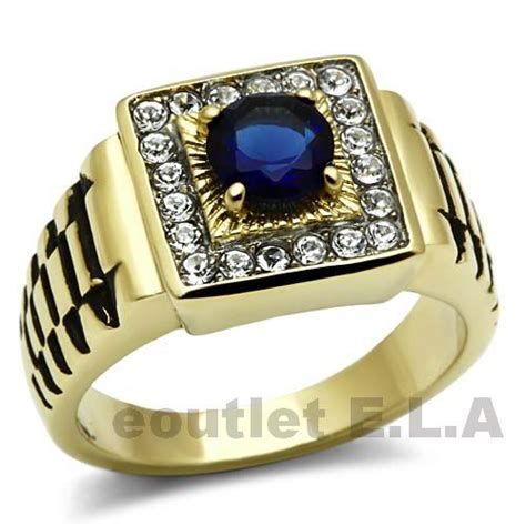 Blue Shaphire 5 45 Crt mens jewellery eoutlet e l a buy tactical gear