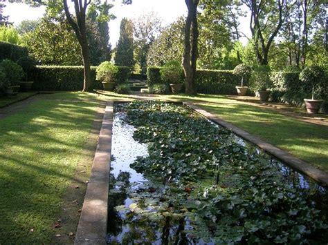 i giardini della giardini della landriana a roma ville e giardini