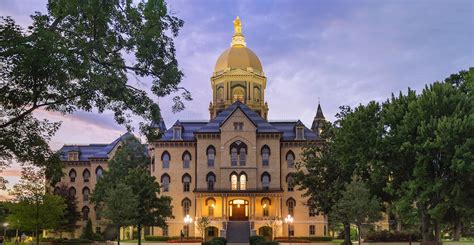 Tuition For Notre Dame Mba by The 10 Most Beautiful Universities In The Us Times