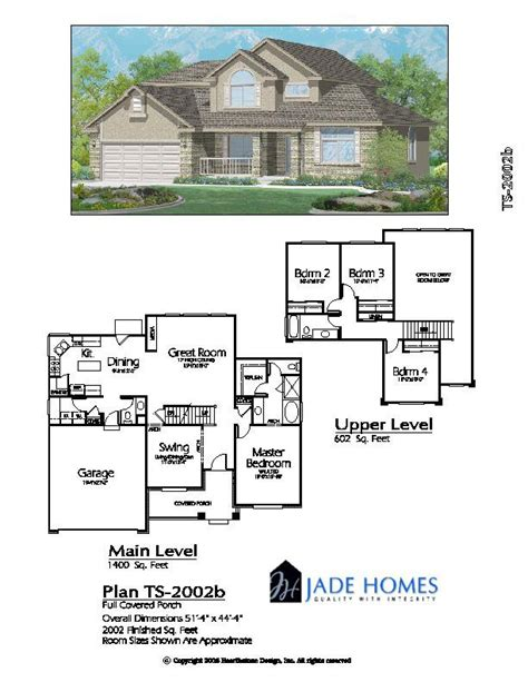 Two Story Under 2500 Sq Ft Jade Design Center Two Story House Plans 2500 Square
