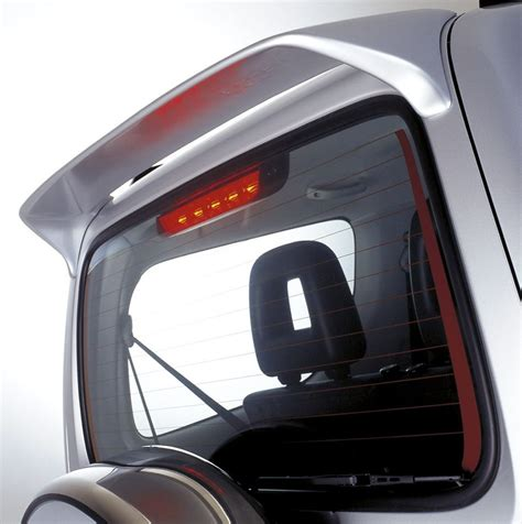 Suzuki Jimny Spoiler Suzuki Genuine Jimny Sn Sz3 Sz4 Rear Spoiler