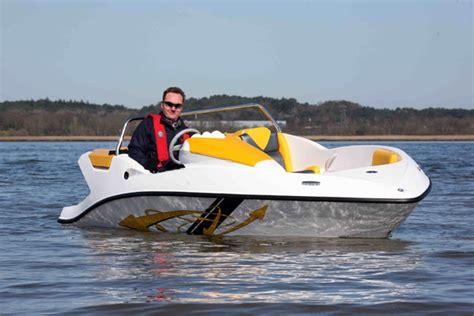small boat plane affordable fun five brilliant quot boy racer quot boats boats