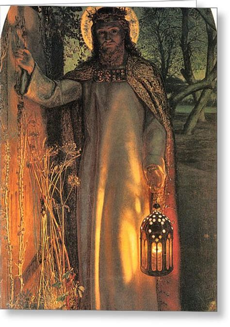 william holman hunt the light of the world the light of the world digital art by william holman hunt