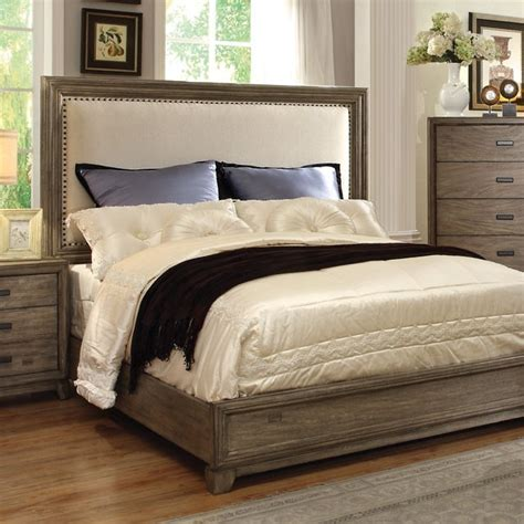 antler collection ck furniture  america california king bed frame
