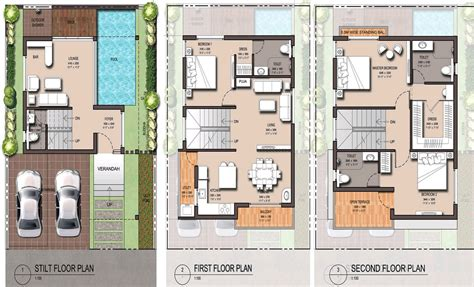 zen house floor plan zen type house floor plans home deco plans