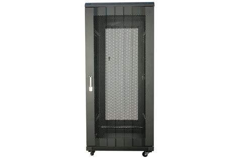 Rack 24u 24u Server Rack Cabinet 19 Quot Equipment Network Black