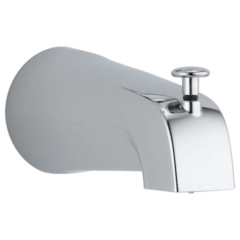 how to fix bathtub faucet spout rp19895 tub spout pull up diverter