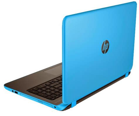 hp color laptops hp pavilion 15 p019tu 15 quot stylish aqua blue color laptop