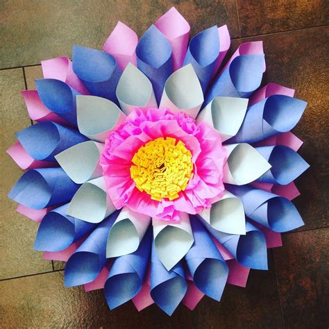 How We Make Paper Flower - how can we make flowers from paper 28 images how to